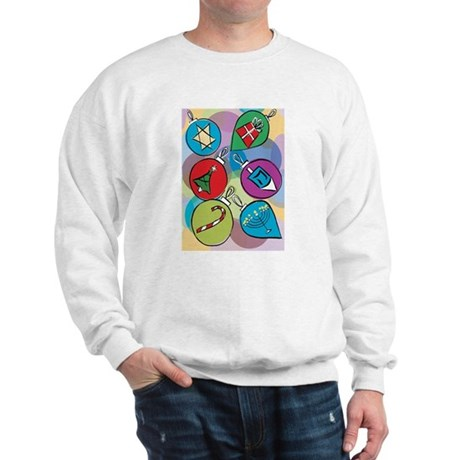 Interfaith Ornaments Sweatshirt