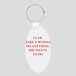woman Keychains