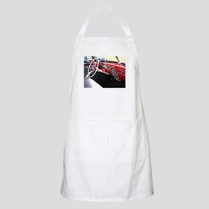 Classic car dashboard Apron