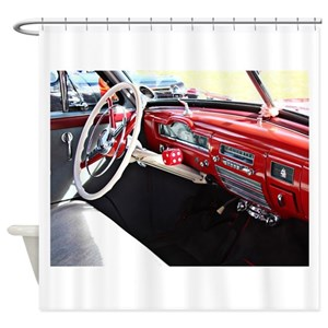 Car Shower Curtains