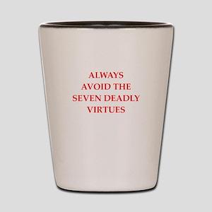deadly Shot Glass