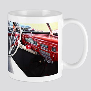 Classic car dashboard Mugs
