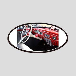Classic car dashboard Patch