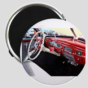 Classic car dashboard Magnets