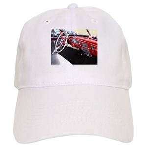 9a7ef2c2ba3 Vintage Red Hats - CafePress