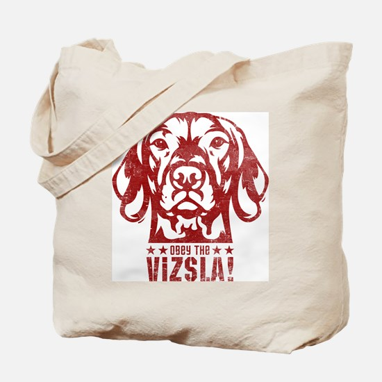 Obey the VIZSLA! Big Brother Tote Bag