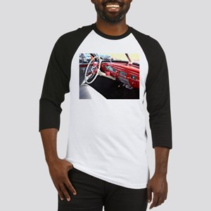 Classic car dashboard Baseball Jersey