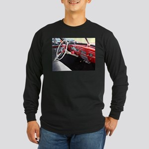 Classic car dashboard Long Sleeve T-Shirt