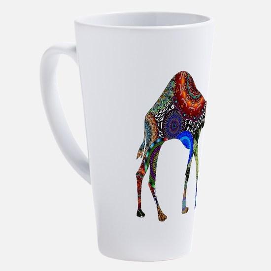 Unique Hump 17 oz Latte Mug