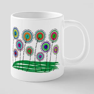 PT FLOWERS FINISHED Mugs
