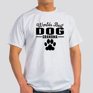 Worlds Best Dog Grandma T-Shirt