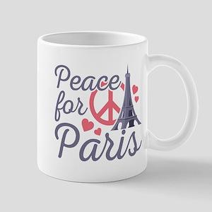 Peace For Paris Mug
