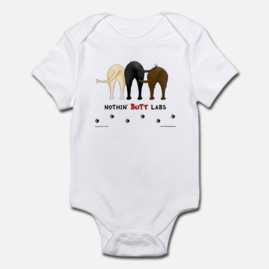 Nothin' Butt Labs Infant Creeper