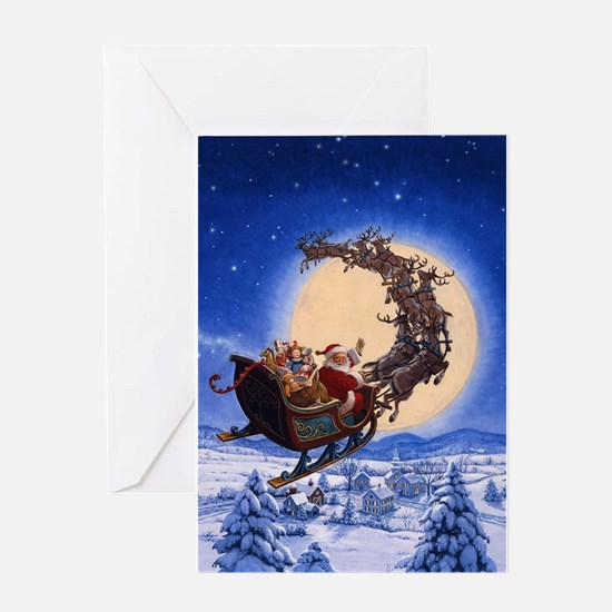 Merry Christmas To All!. Greeting Cards