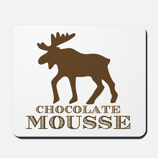 Chocolate Mousse Mousepad