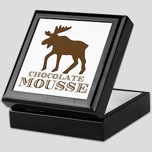 Chocolate Mousse Keepsake Box