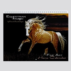 Equestrian Images Fine Art Wall Calendar