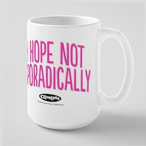Sporadically Large Mug