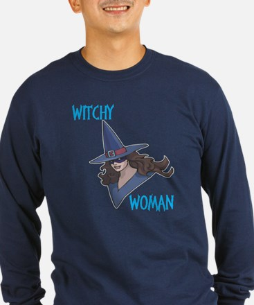 Witchy Woman T