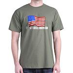 This I WILL DEFEND Dark T-Shirt