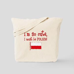 So Cute Polish Tote Bag