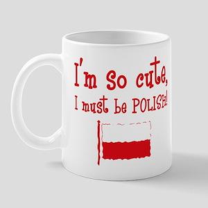 So Cute Polish Mug