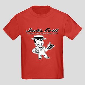 Jack's Grill Kids Dark T-Shirt