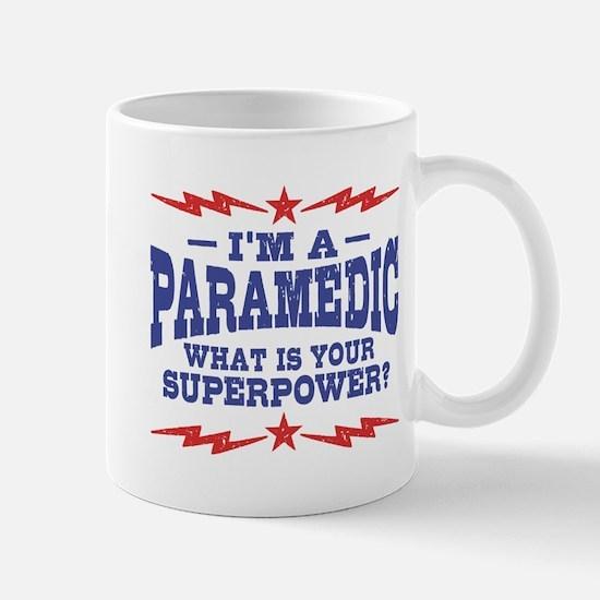 Funny Paramedic Mug