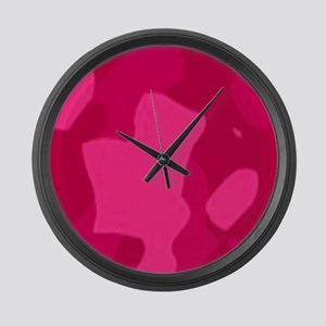 Berry Camaflouge Large Wall Clock