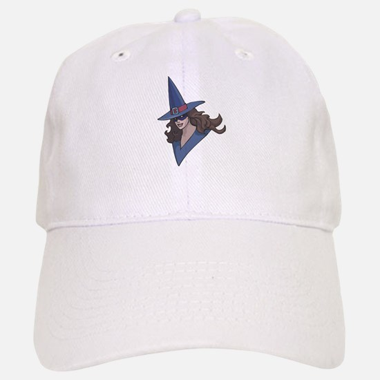 Witch Baseball Baseball Cap