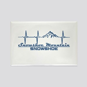Snowshoe Mountain - Snowshoe - West Virg Magnets
