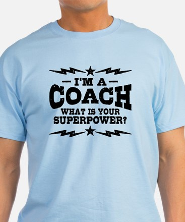 Funny Coach T-Shirt
