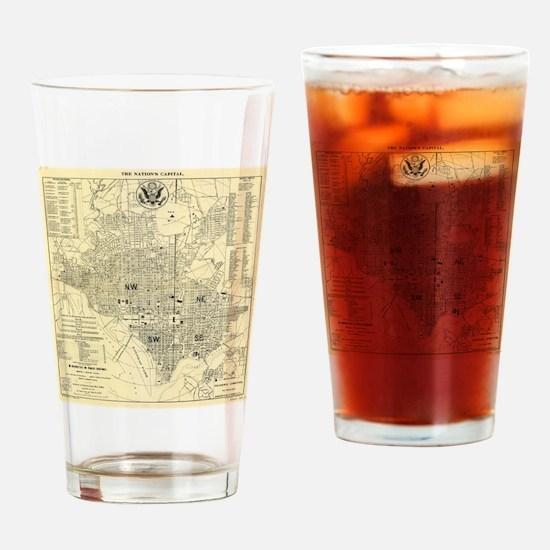Cool Washington Drinking Glass