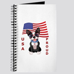 Usa Proud - Journal