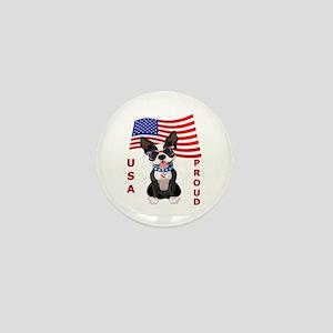 USA Proud - Mini Button