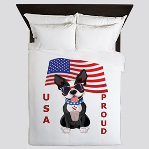 USA Proud - Queen Duvet