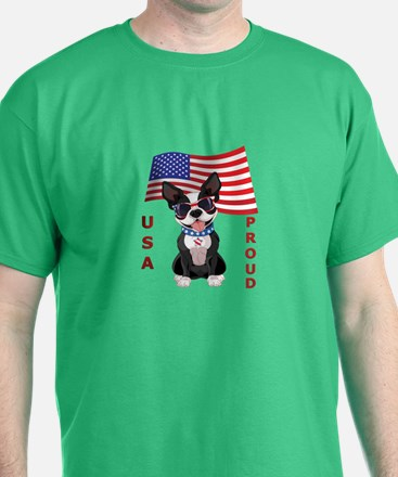 USA Proud - T-Shirt