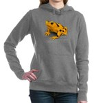 Atelopus Zeteki | Women's Hooded Sweatshirt