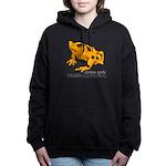 Atelopus Zeteki   Women's Hooded Sweatshirt