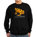 Atelopus Zeteki   Panamanian Sweatshirt (dark)