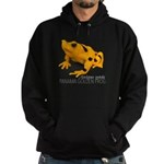 Atelopus Zeteki   Panamanian Golden Hoodie (dark)