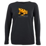 Atelopus Zeteki | Plus Size Long Sleeve Tee