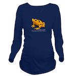 Atelopus Zeteki   Long Sleeve Maternity T-Shirt