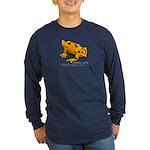Atelopus Zeteki   Panamanian Long Sleeve T-Shirt