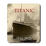 The Atlantic Liners Mousepad