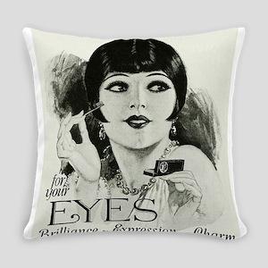 Vintage Cosmetics Advertisement featuring Glamorou
