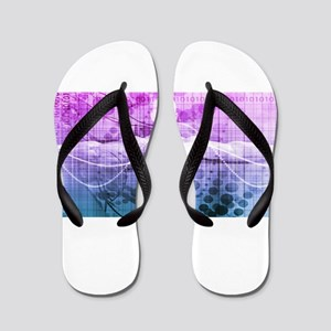 Science Research a Flip Flops