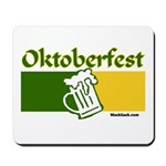 Oktoberfest Beer Mousepad