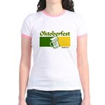 Oktoberfest Beer Jr. Ringer T-Shirt