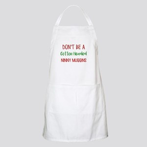 Cotton headed ninny muggins Apron